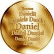 Česká jména - Daniel - zlatá medaile