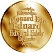 Česká jména - Eduard - zlatá medaile