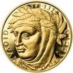 Giovanni Boccaccio - 700. výročí narození Au proof