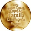 Česká jména - Kamila - zlatá medaile