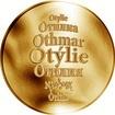 Česká jména - Otýlie - zlatá medaile