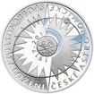 2017 Proof - 200 Kč Založení České astronomické společnosti