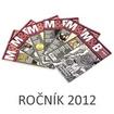 časopis Mince a bankovky ročník 2012