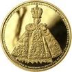 Pražské jezulátko - zlato Proof