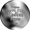Česká jména - Radim - stříbrná medaile