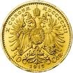 10 Korun - Investiční zlatá mince