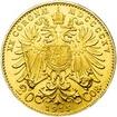 20 Korun - Investiční zlatá mince