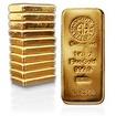 Investiční zlato - Investiční zlatý slitek - Argor-Heraeus SA 1000 gram