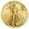 Zlatá mince Eagle 1/10 Oz