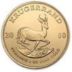 Zlatá mince Krugerrand 1 Oz - různé roky