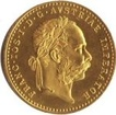 Zlatá mince Dukát 1-fach