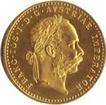 Zlatá mince Dukát 4-fach