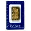 Zlatý slitek PAMP 20 g