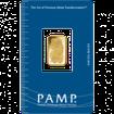 Zlatý slitek PAMP Fortuna 5 gramů
