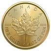 Zlatá mince Maple Leaf 1/4 Oz