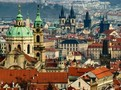 Praha, město