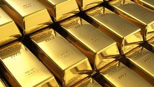 Cena zlata se dále propadá, futures v USA až na 1 401 USD za trojskou unci