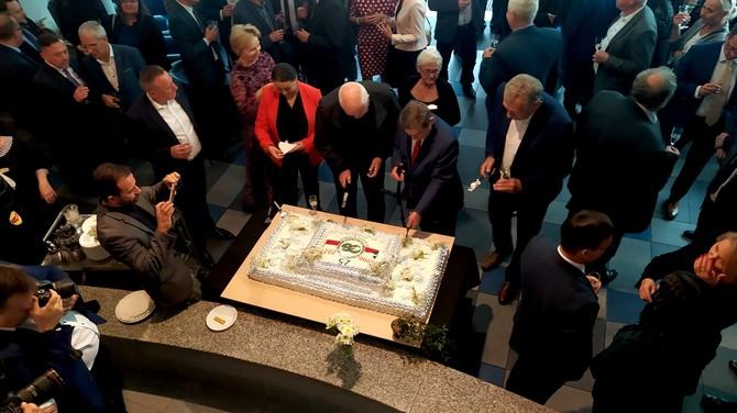 Euroregion Glacensis oslavil 25 let