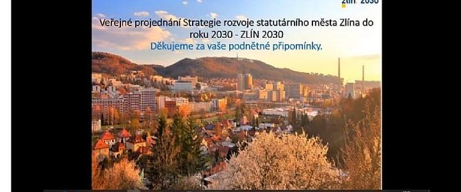 Veřejnost se do projednání strategického dokumentu města zapojila online