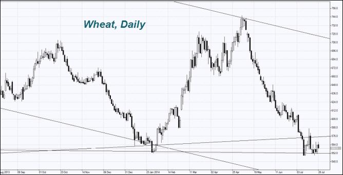 Сena pšenice