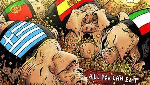 Smutný řecký komiks: Jak s ekonomikou (ne)zahýbalo zavedení eura