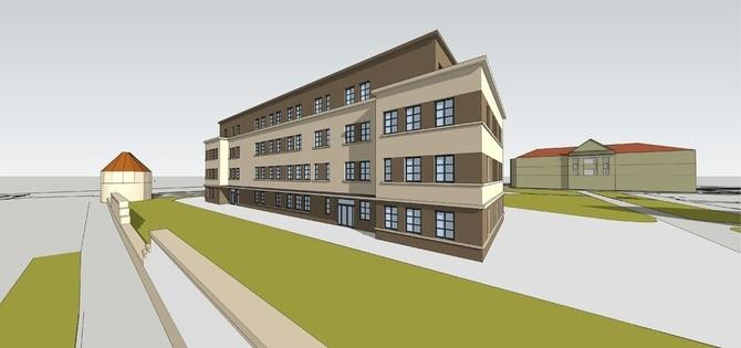 Stavební práce na novém pavilonu jičínské nemocnice můžou začít