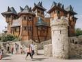 Je součástí města Milovice