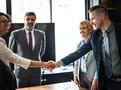 business deal fúze transakce