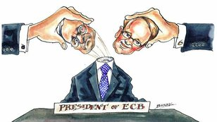 Co má ECB ve skutečnosti za lubem? Zapomeňte na podporu ekonomiky!