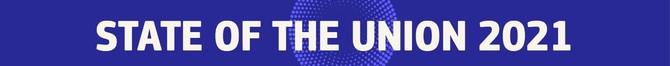 Projev o stavu Unie – banner
