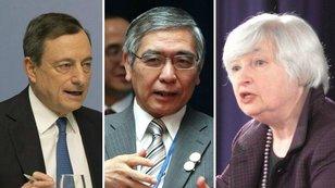 9 tweetů o centrálních bankách, které vám otevřou oči