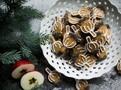 Originální vánoční makové perníčky