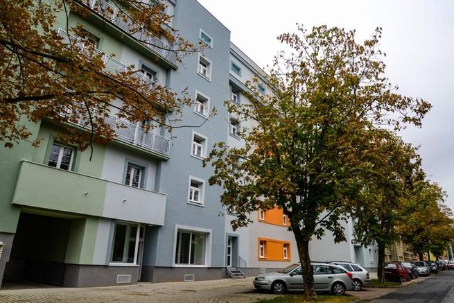 Ilustrační foto: byt. dům vPlachého ulici