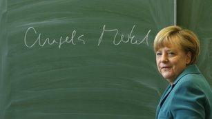Angela Merkelová: Z východoněmecké šedé myšky nejmocnější ženou světa