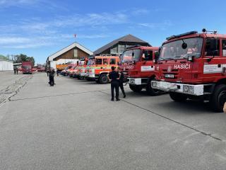 Rozsáhlé požáry na jihu Evropy: Albánii a Řecku pomůžou čeští záchranáři